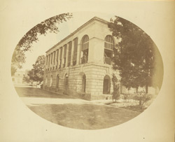 Chaplain's Quarters, Staff Barrack, Fort William, Calcutta